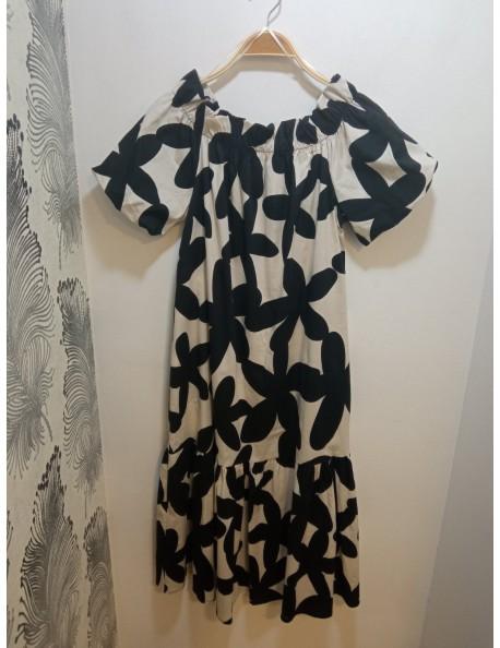 Φόρεμα με Μανίκι Balloon