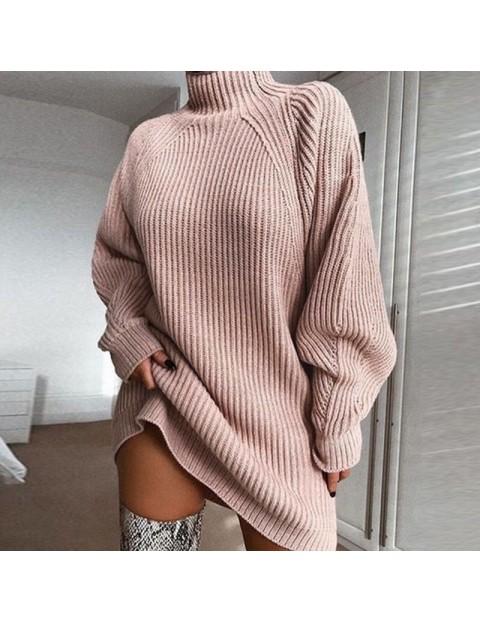 Μπλουζοφόρεμα Πλεκτό
