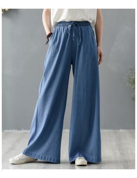 Παντελόνα jean cotton