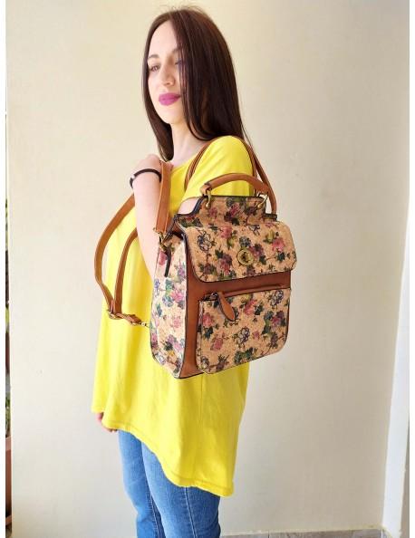 Backpack floral