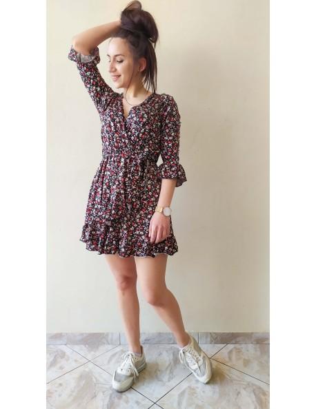 Φόρεμα Μίνι Floral