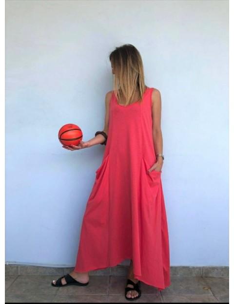 Μακρύ Φόρεμα σε 3 Χρώματα